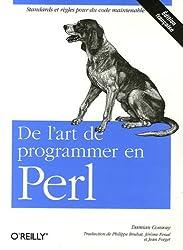 De l'art de programmer en Perl