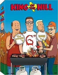 King of the Hill - Season 6 [DVD] [1997] [Region 1] [US Import] [NTSC]