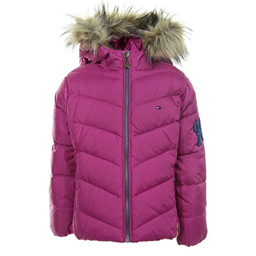 Tommy Hilfiger Mädchen Mantel rosa rosa 6 Monate
