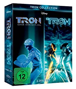 TRON Collection: TRON / TRON Legacy [2 Blu-ray]