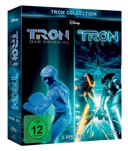Bild von TRON Collection: TRON / TRON Legacy [2 Blu-ray]