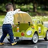 Kinder Elektroauto Schaukel Kinderwagen Vier-Rad-Fernbedienung Spielzeugauto kann sitzen Menschen Elektroauto Mädchen