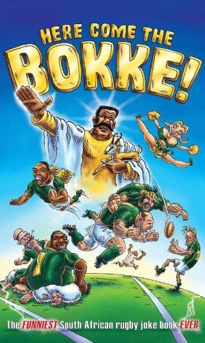 Here Come the Bokke! (English Edition)