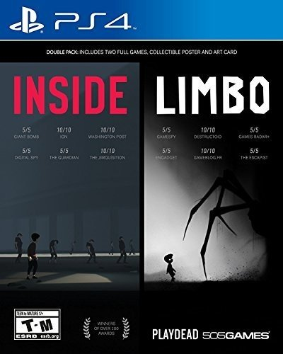 505 Games Inside Limbo Double Pack PS4