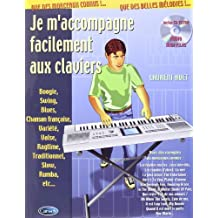 Je M'Accompagne Clavier Pf Bk/Cd