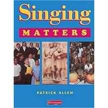 Singing Matters