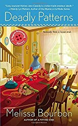 Deadly Patterns: A Magical Dressmaking Mystery (A Dressmaker's Mystery) by Melissa Bourbon (2012-10-02)