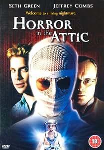 Horror In The Attic [DVD]