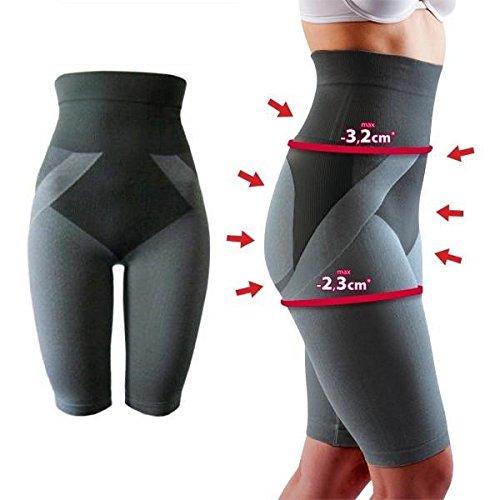 dimagrante & Body SHAPING Mass & Slim tormalina Lanaform anti cellulite leggings lingerie Celluflex S 34-36taglia UK 6-8