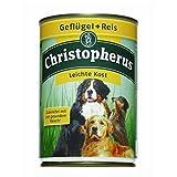 Christopherus Fleischmalzeiten 800 g 6 x leichte Kost Geflügel