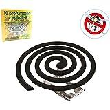 MWS2684 2216AN Kit de 50 Bobinas en espiral de citronela anti-mosquitos