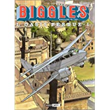 Biggles, tome 15 : L'Oasis perdue, n° 1