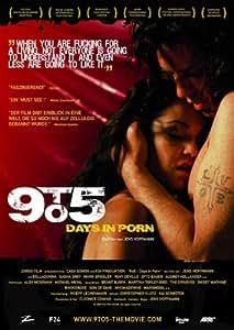 9to5: jours de porno Poster Movie Allemand (27,9x 43,2cm–28cm x 44cm)