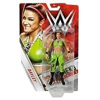WWE BASE SERIE 74 wrestling action figure - BAYLEY - ' Hug Life' DONNA SCATOLA - WWE BASE SERIE 74 wrestling action figure - BAYLEY - ' Hug Life' DONNA SCATOLA