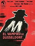 El Vampiro De Dusseldorf [Blu-ray] [Import espagnol]