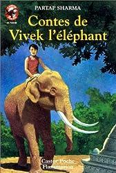 Contes de Vivek l'éléphant