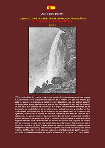 (E) EL ENIGMA DE LA CONJUNCIÓN: ENSAYO (TEMAS DE PSICOLOGÍA ANALÍTICA n 13)