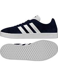 newest collection 0d591 79131 adidas Herren Vl Court 2.0 Gymnastikschuhe, BordeauxBianco