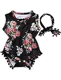 Mystyles - Robe - Moderne - Bébé (fille) 0 à 24 mois multicolore floral