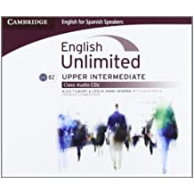 English Unlimited for Spanish Speakers Upper Intermediate Class Audio CDs (3)