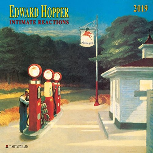 Edward Hopper - Intimate Reactions 2019: Kalender 2019 (Tushita Fine Arts) (Fine Art Edward Hopper)