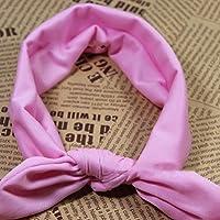 Oyamihin Kid Baby Mädchen Baumwolle Elastisches Haarband Kinder Stretch Bowknot Design Stirnband Headwear Baby... preisvergleich bei billige-tabletten.eu