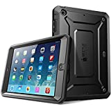 iPad Mini 4 Case, SUPCASE [Heavy Duty] Apple iPad Mini 4 Case 2015 [Unicorn Beetle PRO Series] Full-body Rugged Hybrid Protective Case Cover with Built-in Screen Protector, Bumper (Black/Black)