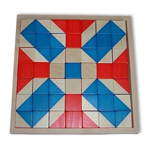 Ebert Mosaic cubes 49 pcs