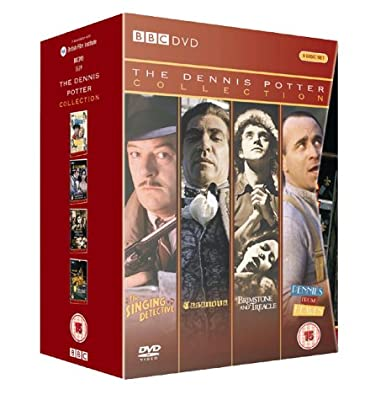 The Dennis Potter Collection Box Set: Singing Detective / Casanova / Brimstone & Treacle / Pennies From Heaven [7 DVDs] [UK Imp