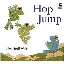Hop Jump by Ellen Stoll Walsh (1996-09-20)