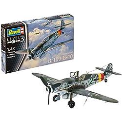Revell- Messerschmitt Bf109 G-10, Kit de Modelo, Escala 1:48 (3958) (03958), 18,9 cm (