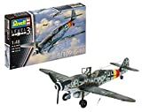 Revell 03958 Modellbausatz Messerschmitt Bf109 G-10 im Maßstab 1:48