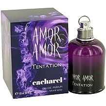 Amor tentation agua de perfume con vaporizador 100 ml