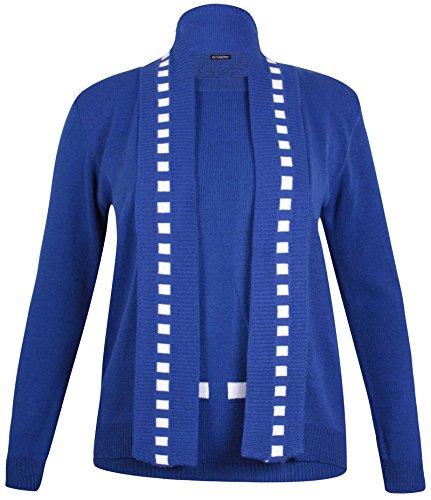 Purple Hanger - Pull - Femme Bleu Marine