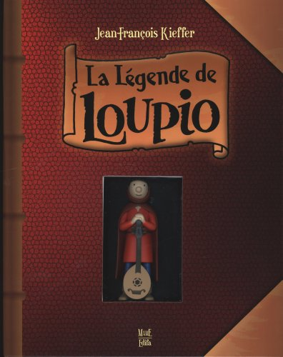 Les Aventures de Loupio : La Légende de Loupio : Coffret anniversaire Tirage limité 10 ans (1Jeu)
