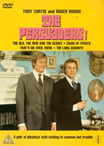 The Persuaders: Episodes 11-14 [DVD] [1971]