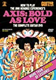 How to play the Jimi Hendrix Experiences Axis: Bold as Love
