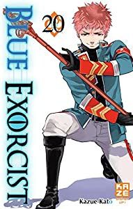 Blue Exorcist Edition simple Tome 20