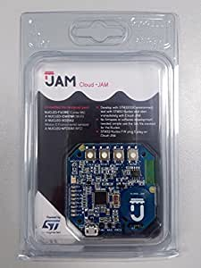 Cloud-JAM product accelerator for STM32ODE Nucleo-F401 Function Pack (sensors to cloud)
