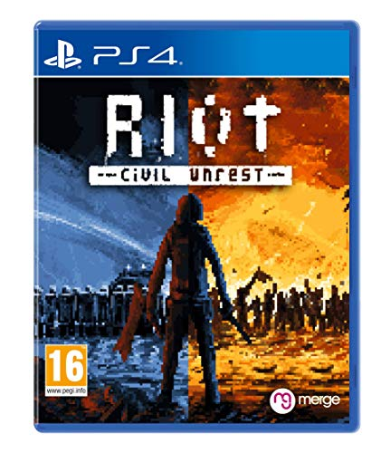 Riot: Civil Unrest (PS4) Best Price and Cheapest