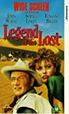 Legend of the Lost [VHS] [UK Import]