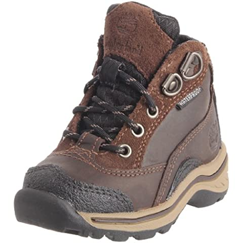 Timberland PATUCKAWAY HKR 66932 - Zapatillas de deporte de cuero para niños