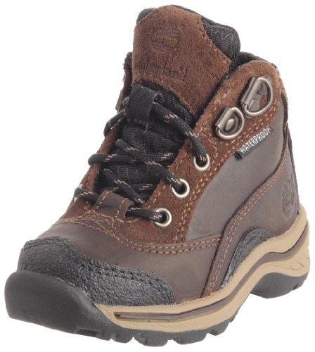 Timberland Kids Pawtuckaway Lace Hiker Waterproof Chukka Boots, Braun (Brown), 37 EU