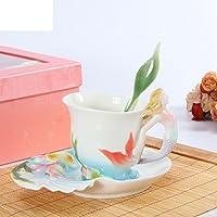 Mermaid in ceramica tazza di caffè/ regalo