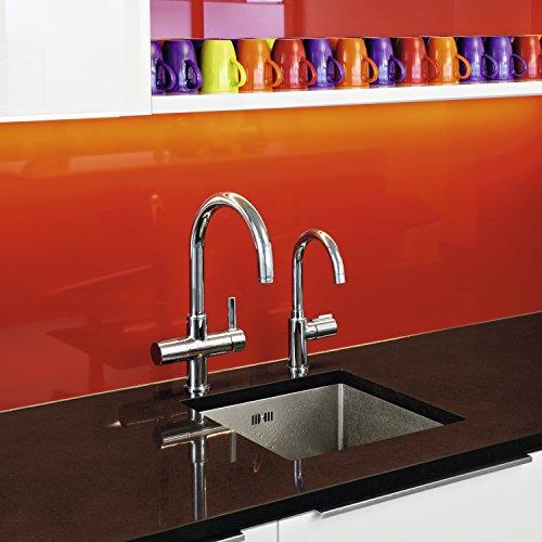 GROHE Red Mono Armatur und Kombi-Boiler (8 Liter), C-Auslauf 30080000 - 4