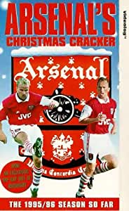 Arsenal - Arsenal Video Club - Arsenal's Christmas Cracker [VHS] [UK Import]