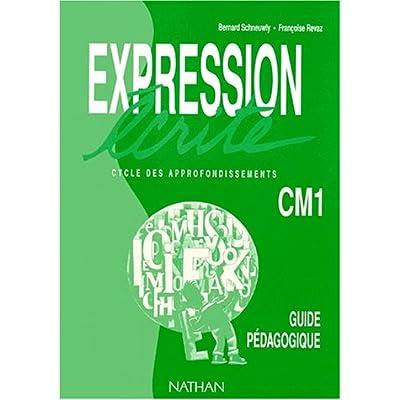 Expression Ecrite Cm1 Guide Du Maitre Pdf Download Sashapedr