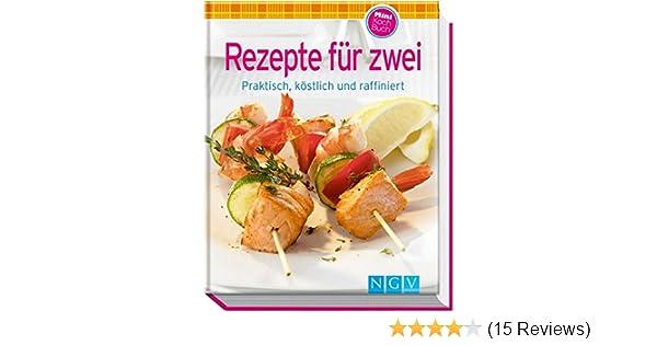 NEU köstlich und raffiniert Rezepte für Zwei Minikochbuch Praktisch