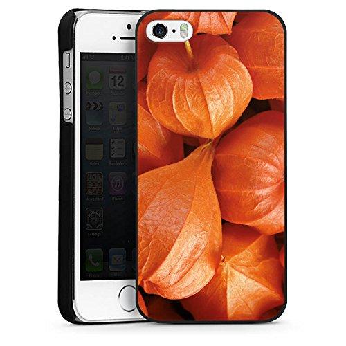 Apple iPhone 4 Housse Étui Silicone Coque Protection Fruits Plante Légume CasDur noir