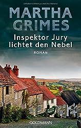 Inspektor Jury lichtet den Nebel: Roman